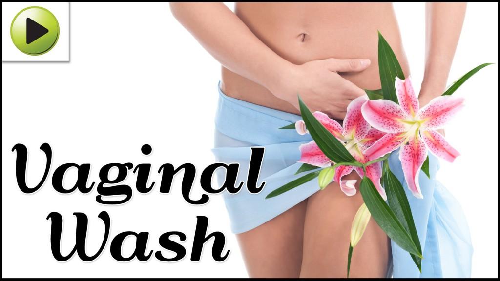 vaginal wash