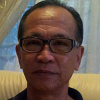 Mr. Soon 58 years old, Malaysia