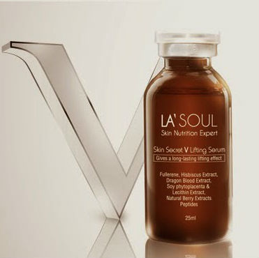 Lasoul skin secret v lifting serum-01