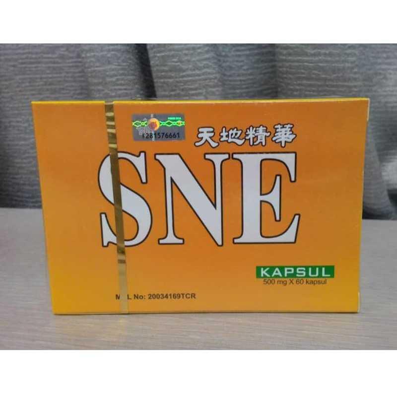 SNE Capsule-new packing
