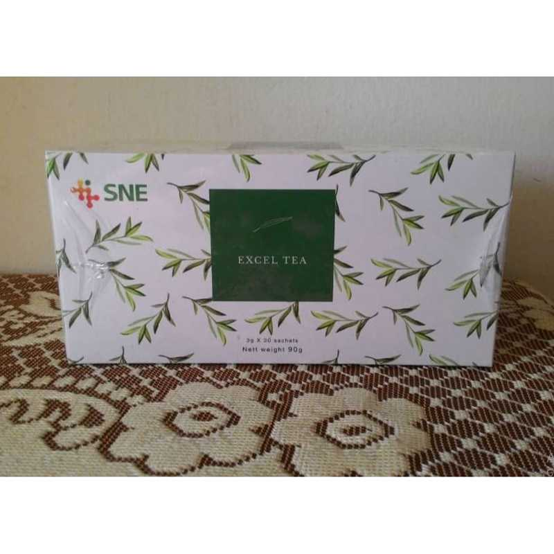 SNE Excel Tea-new packing-1