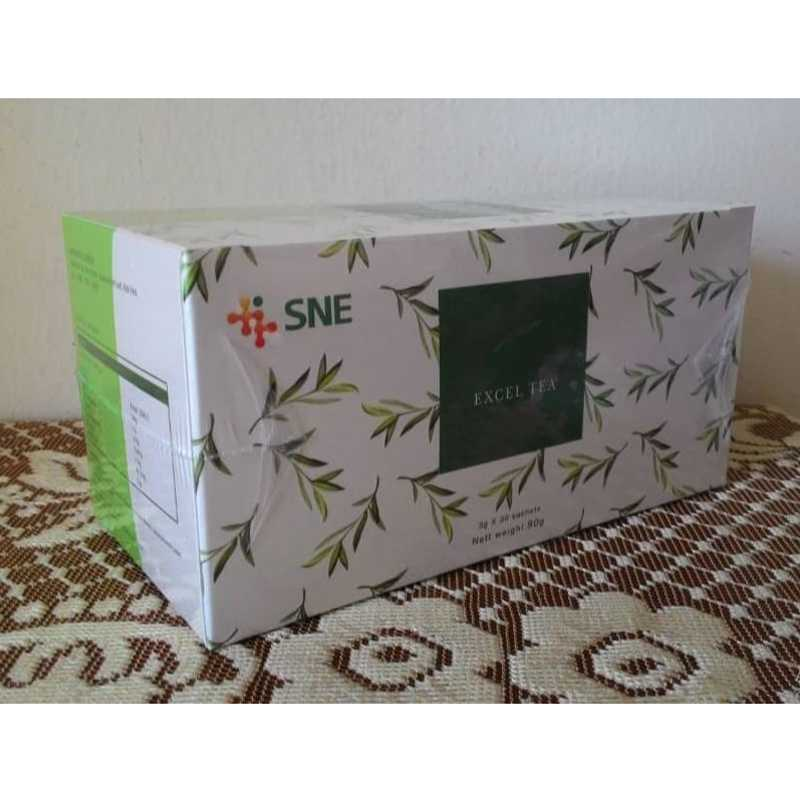 SNE Excel Tea-new packing-2