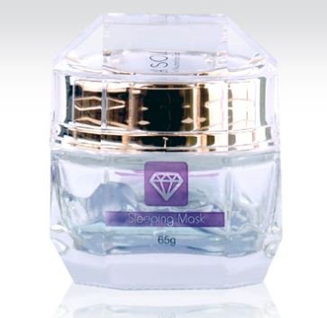 diamond hydrating mask