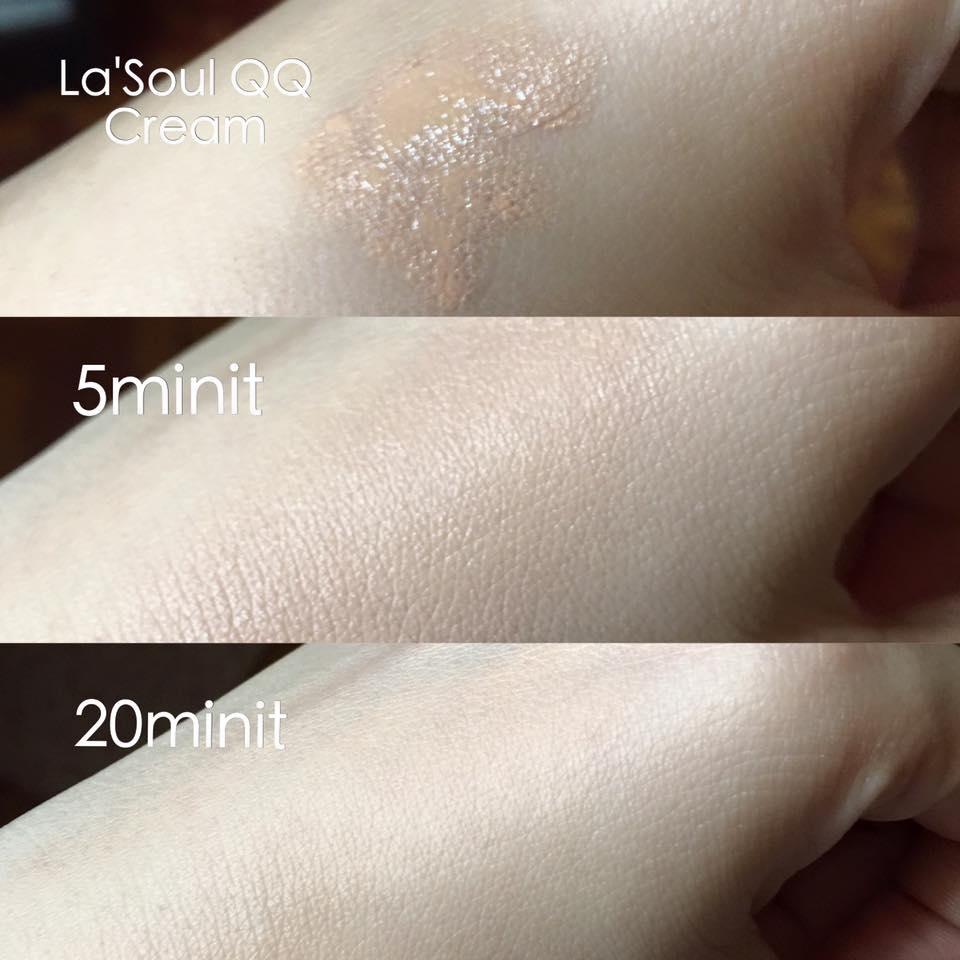 Best Living Health N Beauty La Soul Magic Makeover Qq Cream Ultralight