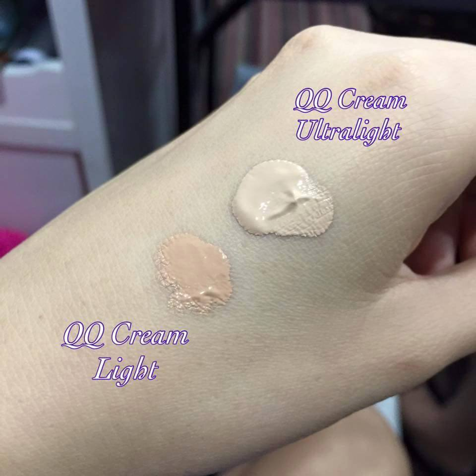 qq cream light n ultralight