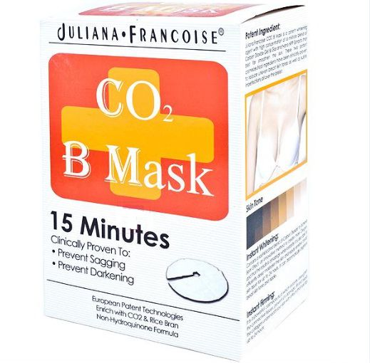 Juliana Francoise CO2 B Mask
