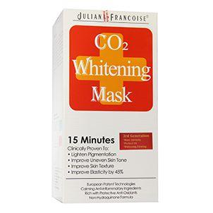 Juliana Francoise CO2 Whitening Mask