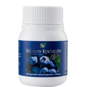 nn Bilberry Eyebright Plus