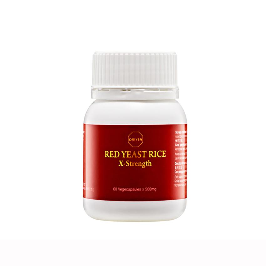 Oriyen Red Yeast Rice X Strenght