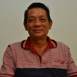 Mr Wan 58 years old