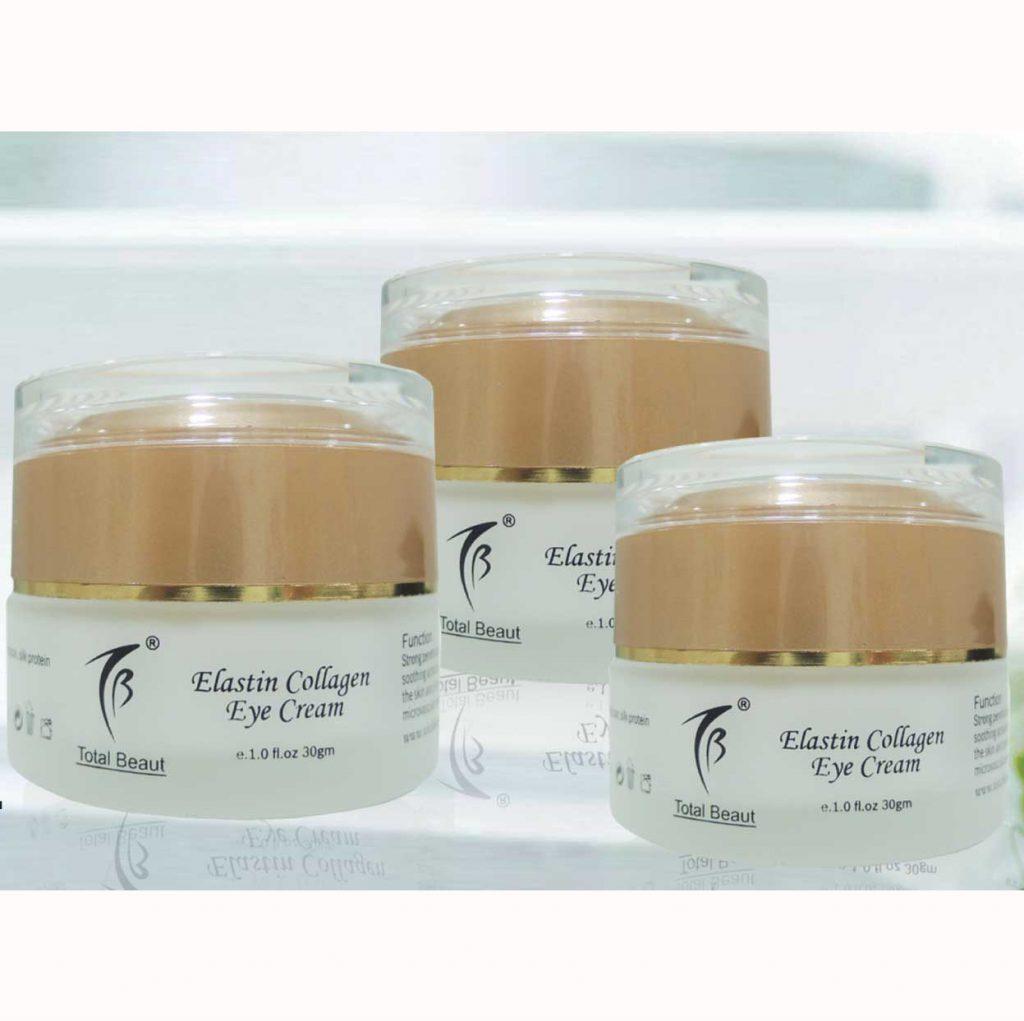 Total Beaut – Elastin Collagen Eye Cream-01