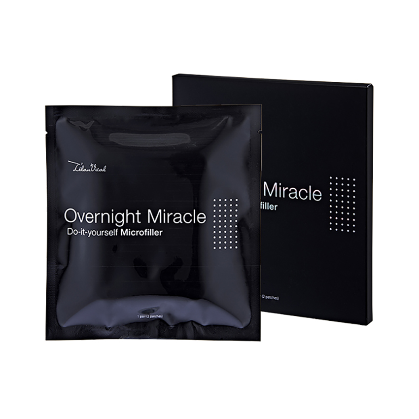 L'elan Vital Overnight Miracle Do-it-yourself Microfiller