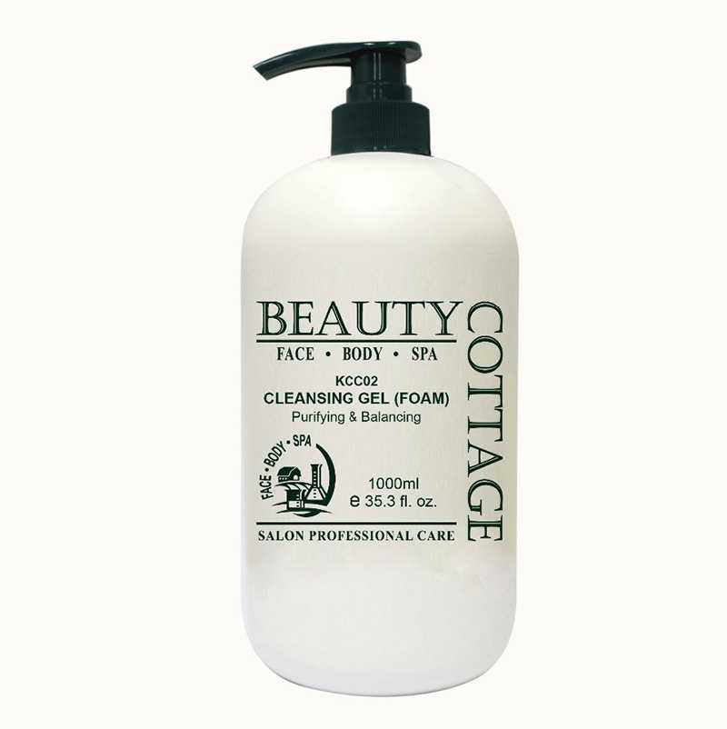 Beauty Cottage Cleansing Gel Purifying & Balancing