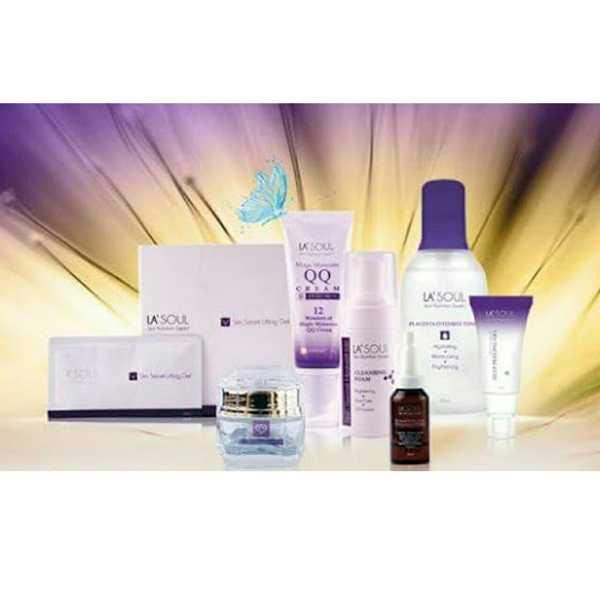 La'soul Total Skin Nutrition Expert Solution