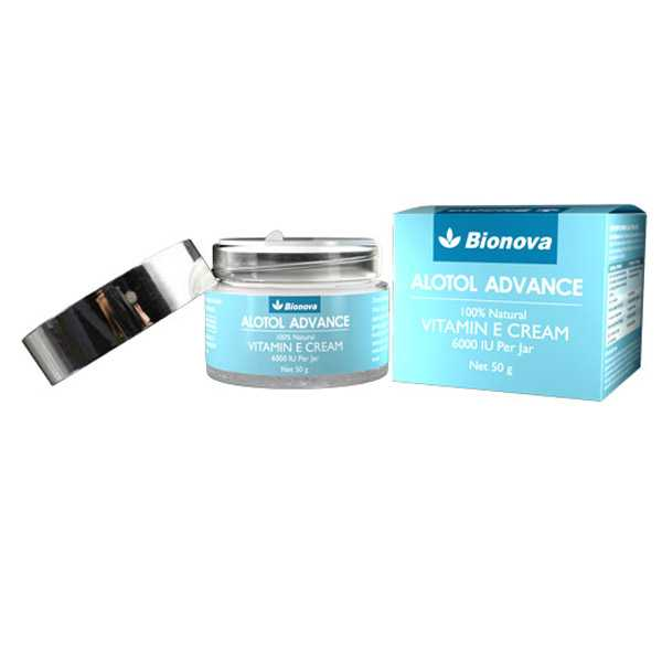 Bionova Alotol Advanced Vitamin Cream