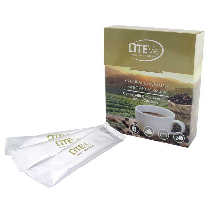 LiteMe Green Coffee