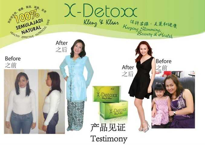 X-Detoxx Kleenz & Klear Natural Detox photo