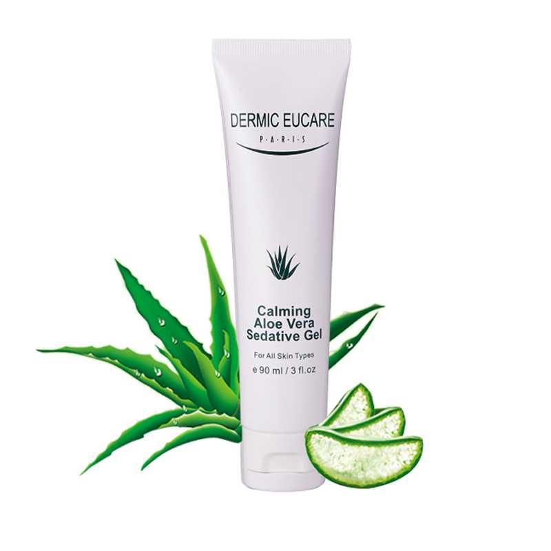 Dermic Eucare Calming Aloe Vera Sedative Gel