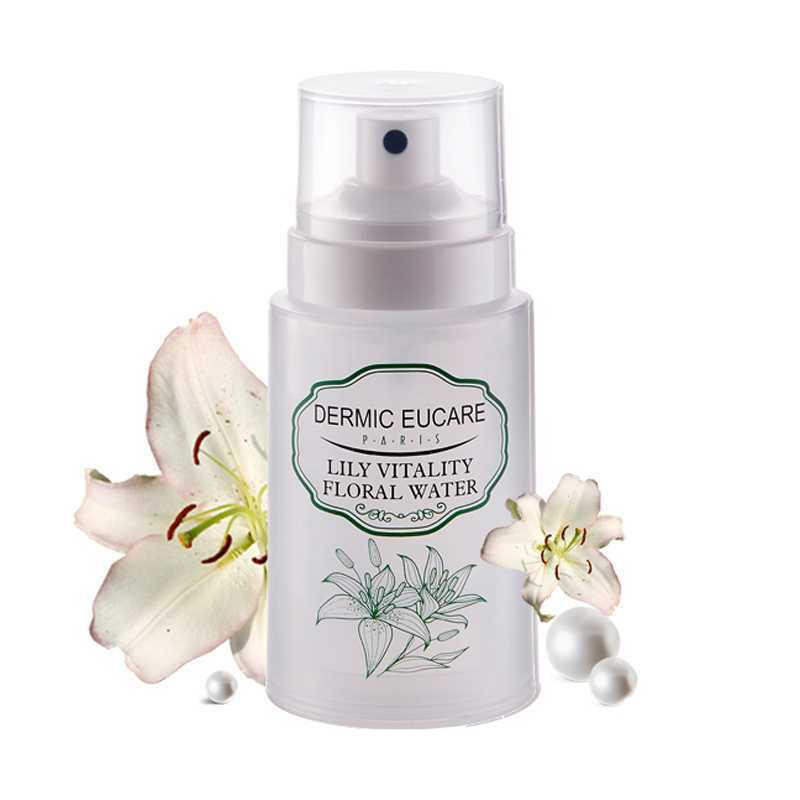 Dermic Eucare Lily Vitality Floral Water