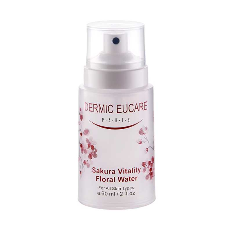 Dermic Eucare Sakura Vitality Floral Water