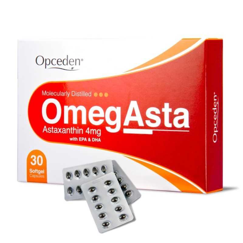 Opceden Omegasta 300mg