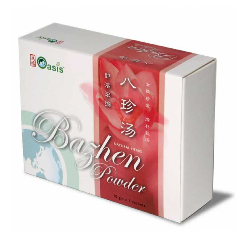Oasis Bazhen Powder