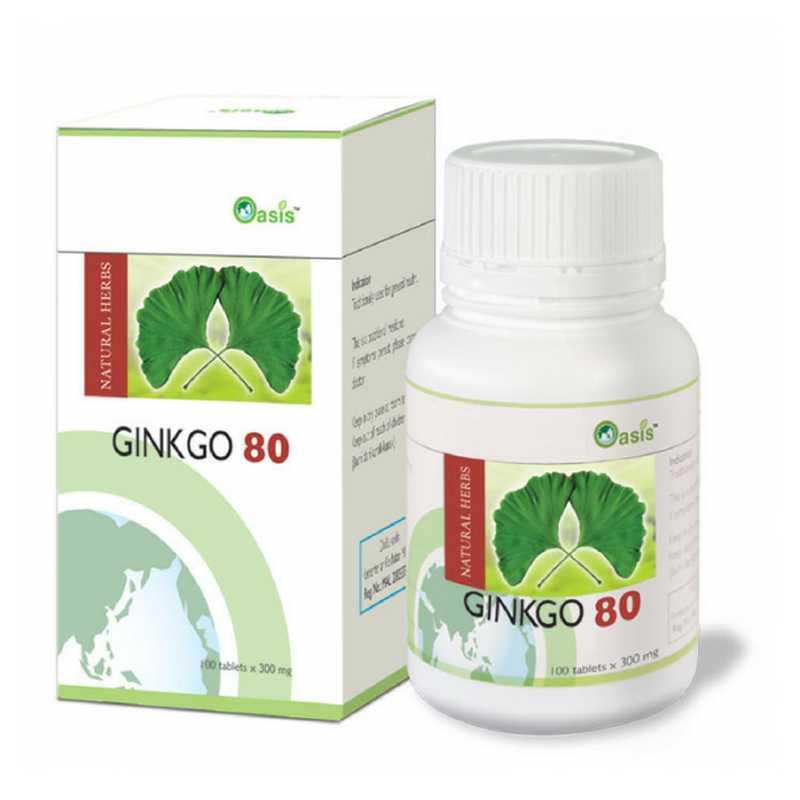 Oasis Ginkgo 80