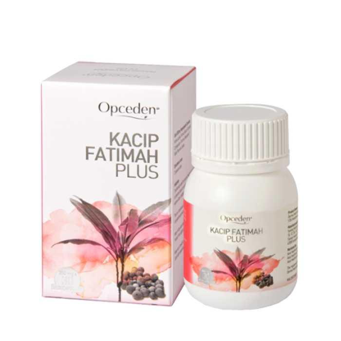 Opceden Kacip Fatimah Plus