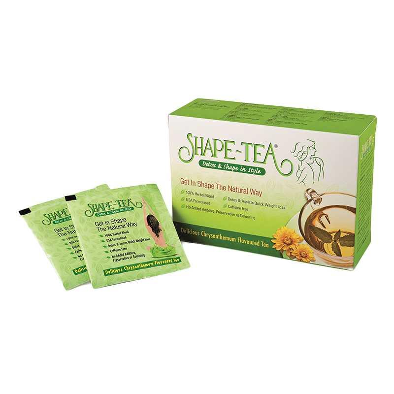 Shape Tea ibeautytoday