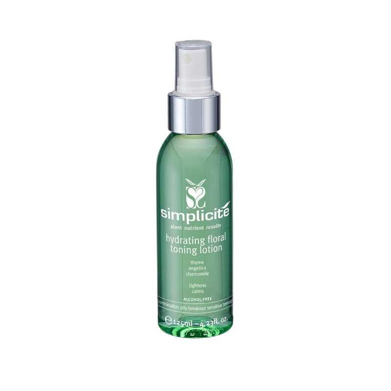 Simplicite Hydrating Floral Toner Oily