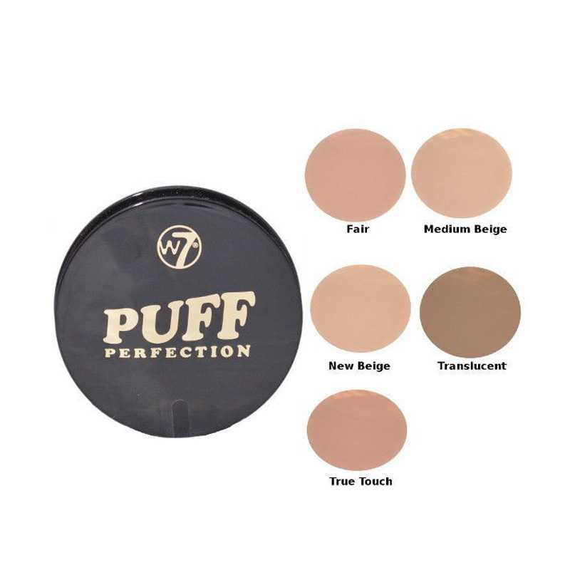 W7 Puff Perfection Face Powder